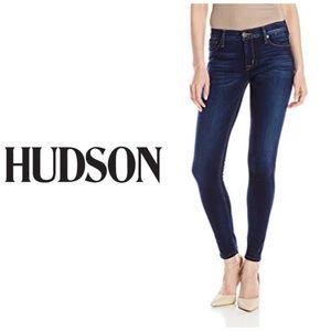 Hudson Nico Mid-Rise Super Skinny Jeans 👖